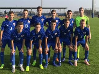 Remi Hrvatske U-16 na otvaranju turnira u Izraelu