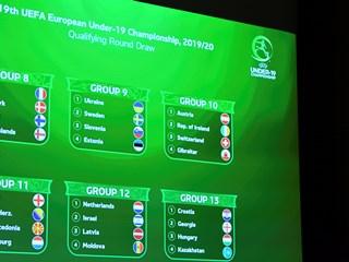 Hrvatska U-19 saznala suparnike u Kvalifikacijskom kolu