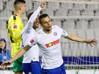 Video: Rijeka opet bolja od Lokomotive, Hajduk preokretom svladao Istru