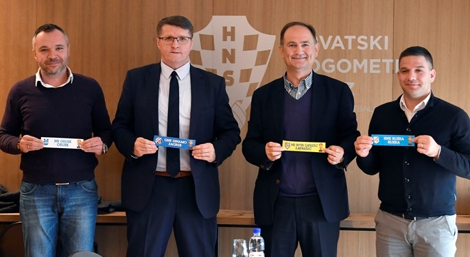 Video: Osijek gostuje kod Dinama, Inter domaćin Rijeci