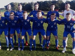 Video: Poraz Hrvatske U-18 na otvaranju medulinskog turnira