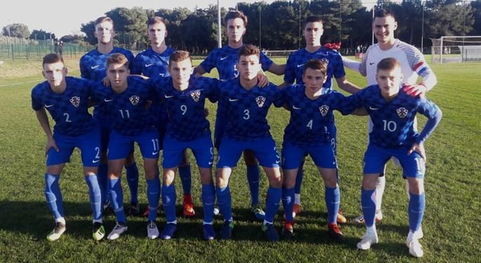 Poraz Hrvatske U-18 na otvaranju medulinskog turnira