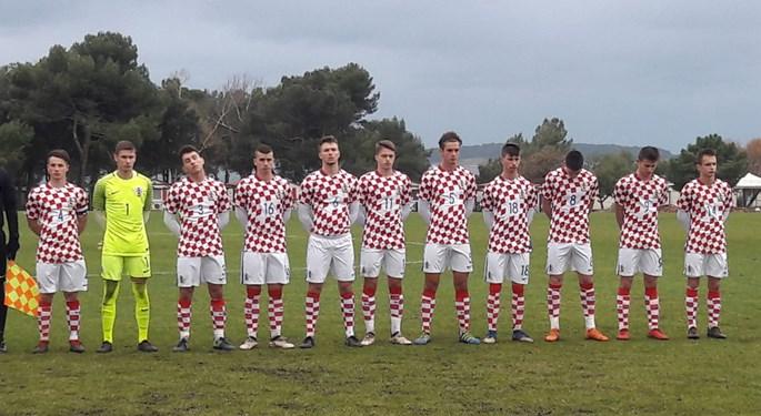 Bosna i Hercegovina nadjačala Hrvatsku U-18