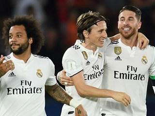 Luka Modrić asistencijom obilježio 300. nastup za Real Madrid