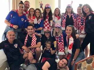 Čondići iz Calgaryja - sve za Hrvatsku i Vatrene