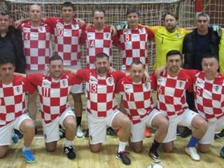 Selekcija veterana HNS-a na turniru u Sisku