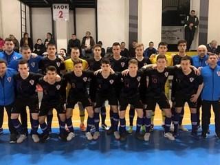 Video: Uspješno gostovanje Hrvatske U-19 u Makedoniji