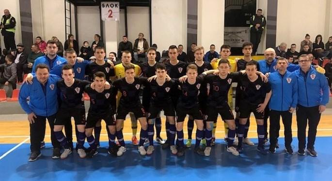 Uspješno gostovanje Hrvatske U-19 u Makedoniji