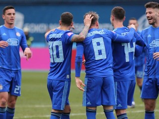 Video: Dinamo uvjerljiv protiv Osijeka, remi u Puli