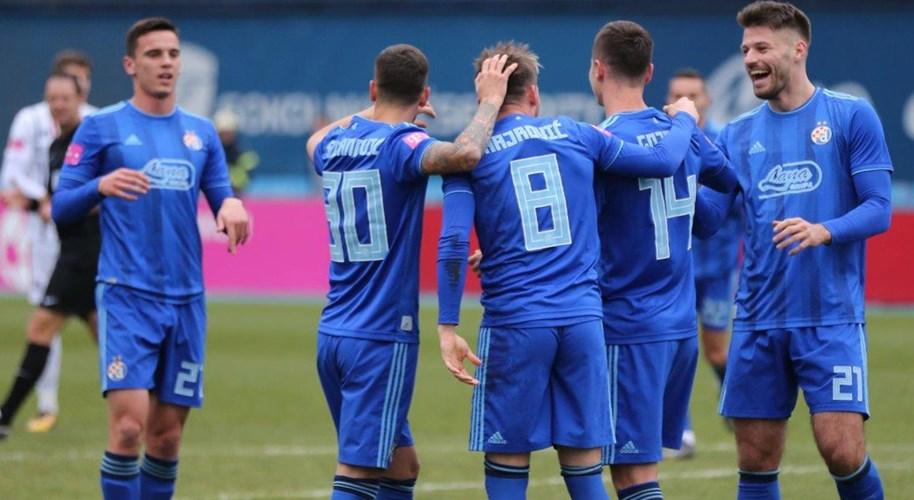 Dinamo uvjerljiv protiv Osijeka, remi u Puli