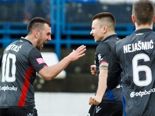 Video: Hajduk preokrenuo u završnici, Gorica uvjerljiva u Puli