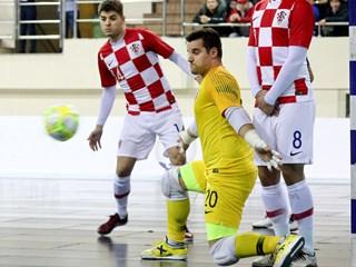 Futsal: Dva prijateljska susreta Hrvatske i Srbije