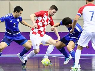 Video: Kazahstan u završnici svladao Hrvatsku