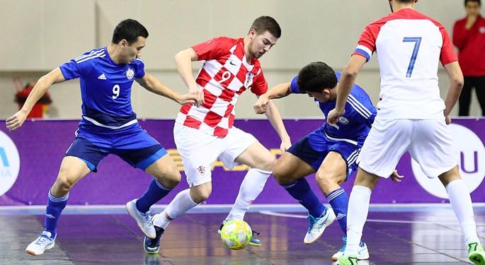 Kazahstan u završnici svladao Hrvatsku