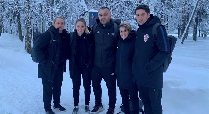 Hrvatska delegacija na stručnom skupu u Oslu