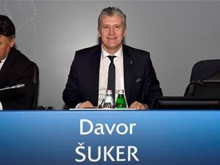 Hrvatski olimpijski odbor čestitao Davoru Šukeru