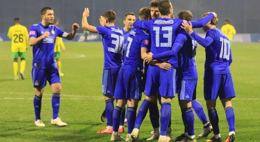 Debitant donio pobjedu Osijeku, Dinamo nadjačao Slaven