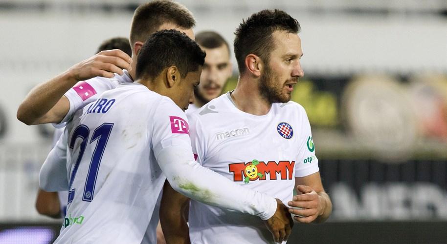 Video: Blitzkrieg Rijeke u Zaprešiću, Hajduk nadjačao Lokomotivu