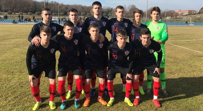 Minimalna pobjeda Hrvatske U-19 nad Srbijom