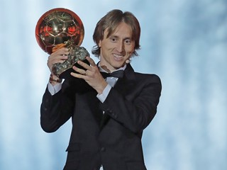 Luka Modrić is Croatia's first Ballon d'Or winner!