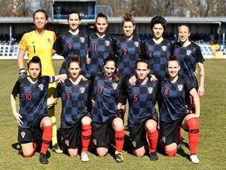 Hrvatska ženska reprezentacija okuplja se za susret s Belgijom