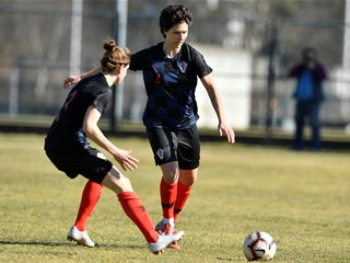 Hrvatska ženska reprezentacija na turniru u Kini
