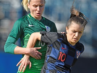 Video: Hrvatska i Slovenija podijelile bodove na Croatia Cupu