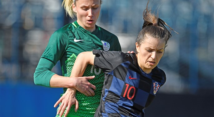 Hrvatska i Slovenija podijelile bodove na Croatia Cupu