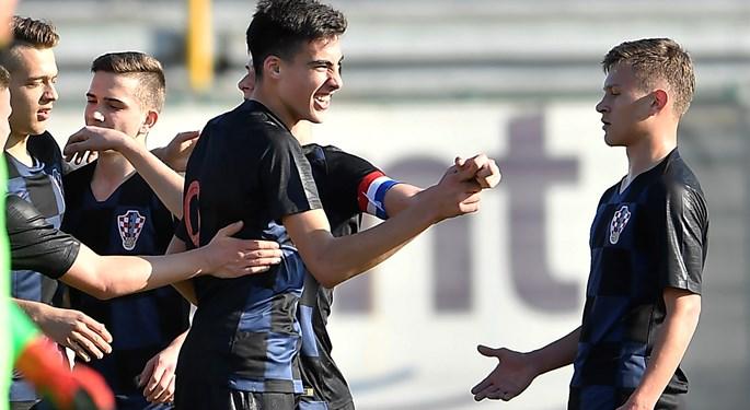 Remi Hrvatske U-16 s Turskom u Velikoj Gorici