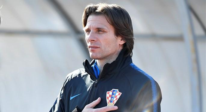 Video: Izbornik Hrvatske U-17 Tomislav Rukavina gostovao na HNTV-u
