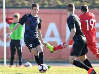 Popis Hrvatske U-16 za Uefin razvojni turnir