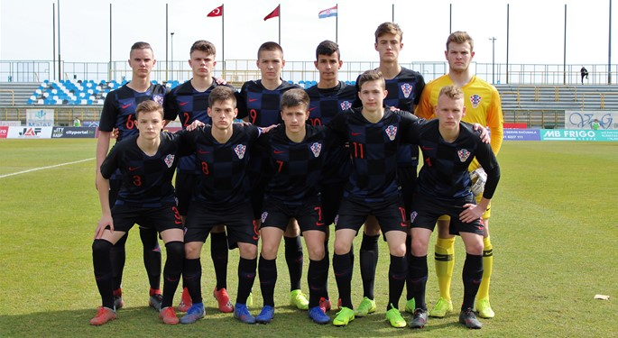 Hrvatska U-16 ponovno odigrala 1:1 s Turcima