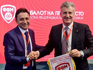 Šuker kao predstavnik Uefe na Skupštini Makedonskog saveza
