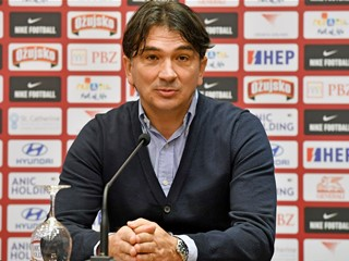 """Dalić: """"Let us stand together once again"""""""