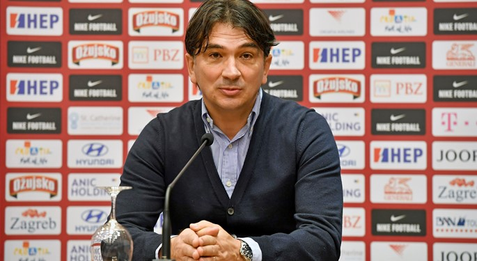 "Dalić: ""Let us stand together once again"""