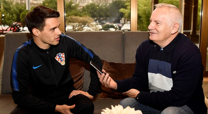 "Josip Brekalo: ""Spreman sam biti i golman reprezentacije"""