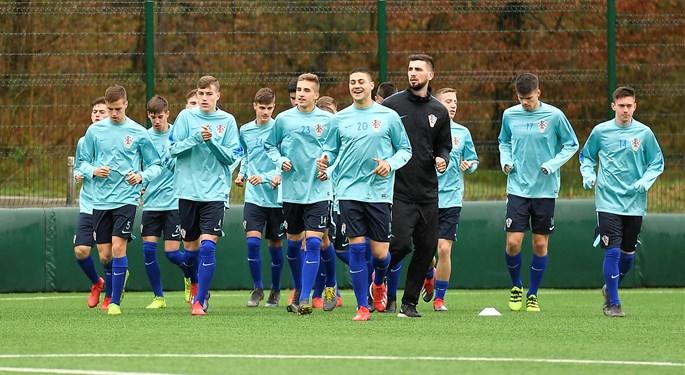 Hrvatska U-17 bez plasmana na EP