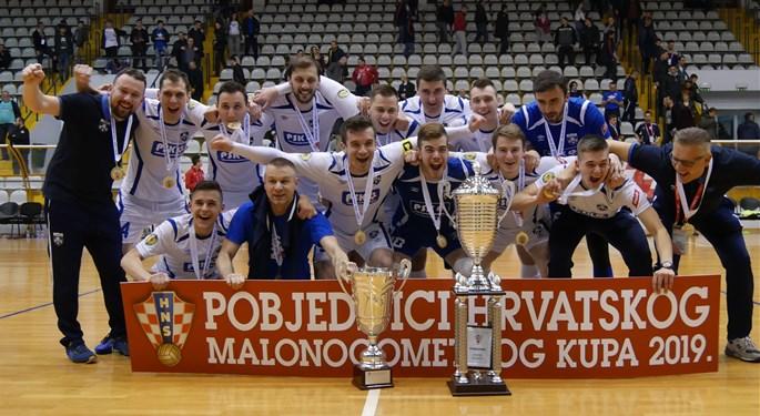 Sjajno finale Kupa, Uspinjača Gimka uzela trofej