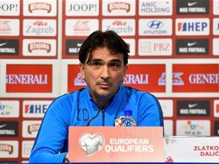 Dalić and Modrić cautious, expecting positives