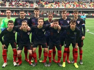 Odličan početak Hrvatske U-17 u Danskoj