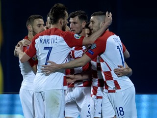Head coach Dalić selects Croatia squad for June challenges