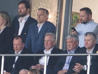 Ugledni gosti na utakmicama hrvatske reprezentacije