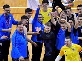 Video: Veliki preokret Hrvatske U-19 na početku kvalifikacija