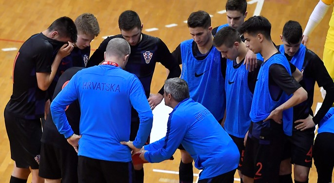 Video: Viza za EP već potvrđena, Italija svladala Hrvatsku U-19
