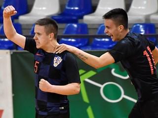 Video: Hrvatska U-19 uvjerljivo preko Engleske do EP-a u futsalu!