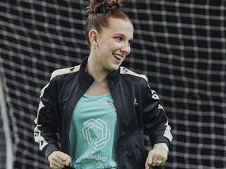 Millie Bobbie Brown promovira ženski nogomet