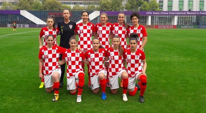 Hrvatice odigrale polufinale s Kamerunom, slijedi Rusija