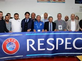 HNS, izbornik Dalić i Svjetska organizacija Roma obilježili Svjetski dan Roma