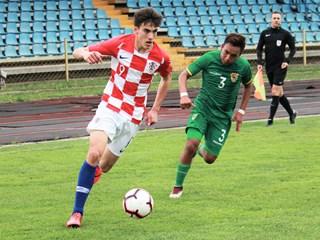 Hrvatska U-16 visokom pobjedom zaključila turnir