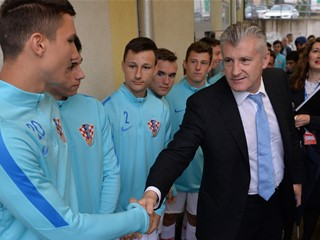"""Vlatko Marković"" Tournament opens in Pula; Croatia U-15 wins against China"